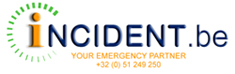 Incident.be - Your Emergency Partner